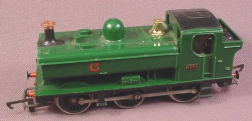 Hornby Oo Scale Gauge Panier Tank Locomotive For Parts Only, Not Working, #8751
