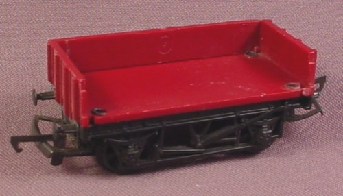 Hornby Oo Scale Gauge Open Car B4597, (Missing Drop Down Side)