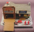 Ho Scale Gauge Pola Tyco Speedy Andrew's Repair Shop Building, Railroad Train