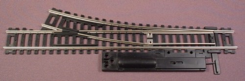 Ho Scale Gauge Atlas Right Hand Switch Snap Track, Railroad Train