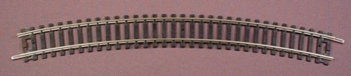 "Ho Scale Gauge Life-Like 18"" Radius Curved Track, Railroad Train"