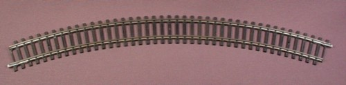Oo Scale Gauge First Radius Curved Track, Made In England, Railroad Train