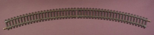 Oo Scale Gauge Hornby R607 Second Radius Curved Track, Made In England, Railroad