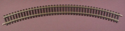 Oo Scale Gauge Hornby R605 First Radius Curved Track, Made In England, Railroad