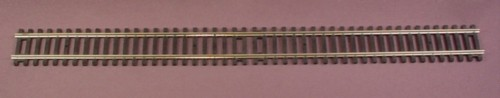 "Oo Scale Gauge Hornby R601 Double Straight Track, 13 1/4"" Long, Made In England"