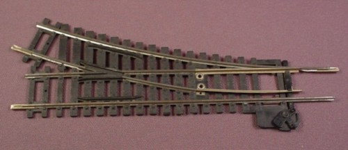 Oo Scale Gauge Hornby R613 Right Hand Point Switch Track, Made In England