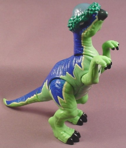 Fisher Price Imaginext Pachyosaurus Dinosaur, H0049, Tail Arms & Legs Are Jointed