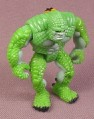 Fisher Price Imaginext Green Reptile Caveman Monster Figure, 2 1/4