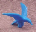 Fisher Price Imaginext Blue Seagull Bird Animal Figure, B1472 Pirate Raider Ship