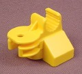 Lego Duplo 40644 Yellow Excavator Arm Holder With Clip & Hitch Attachment, Scoop