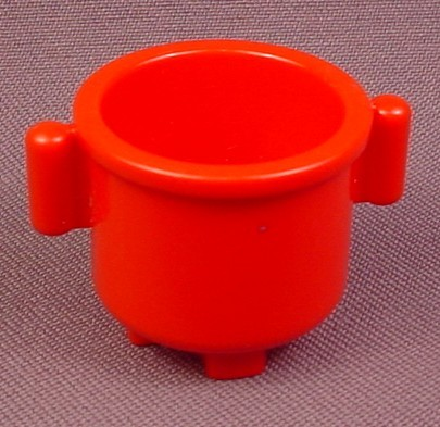 Lego Duplo 31042 Red Pot Kettle With 2 Handles, Little Forest Friends, Play House