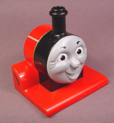 James Train Face