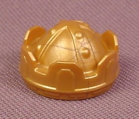 Playmobil Gold Crown With Six Sides & Bands Across The Top, 3268 4213 4258 4339 4865