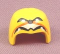 Playmobil Yellow Tribesman's Hat Headdress With Tiger Face Design, 4564