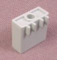 Playmobil Light Gray Medical Stand With Hole For Iv Pole, 3130 3456 3456X 3925 9987