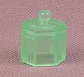 Playmobil Transparent Light Green Victorian Canister, 3031 4252 5316 5331