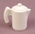 Playmobil White Coffee Or Tea Pot With A Handle, 3230 3989, 30 61 2480