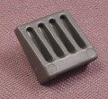 Playmobil Dark Gray Car Speaker That Clips Into A System X Hole, 4175 4449 5019 6460, Grey