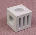 Playmobil Light Gray System X Connector Block, 4062 4324 4402 4412 4413