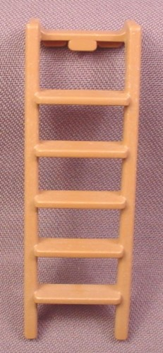 Playmobil Brown Ladder For A Victorian Child Size Bunk Bed, 5311, 30 06 1880