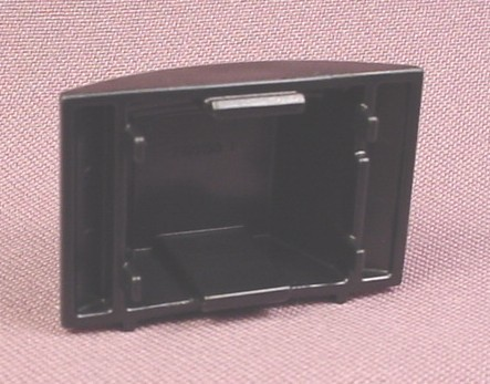 Playmobil Black TV Television Back Section, 3230 3966 4062