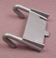 Playmobil Silver Gray Handles For Cart, 3186 3200 3201 3202 3353 3886