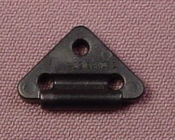 Playmobil Black Triangular String Clip With 3 Holes, 4175 4209 4834