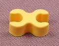 Playmobil Light Yellow Clip To Join 2 Rods, 4480, 30 25 0880