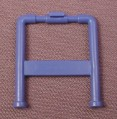 Playmobil Blue Table Leg With 2 Clip Points, 4480 4484, 30 25 0800