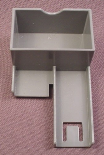 Playmobil Gray Slide Out Storage Compartment, 3525 3761 3781