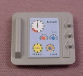 Playmobil Gray Ambulance Monitor Screen With Dials Sticker, 3130