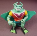 TMNT Ray Fillet with Red V Action Figure, 4 1/4
