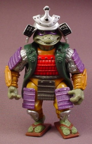 "TMNT Movie III Samurai Don Action Figure, 5 "" , 1993 ..."