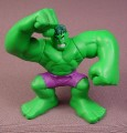 The Incredible Hulk Action Figure, 2 5/8