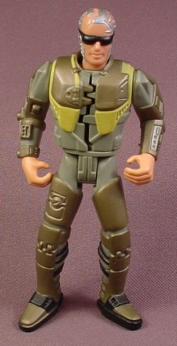 "Aliens Bishop Action Figure, 4 1/2 "" tall, 1992 Kenner"