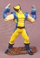 X-Men Wolverine PVC Figure on Base, 2 1/2