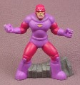 X-Men Juggernaut PVC Figure on Base, 2 1/2