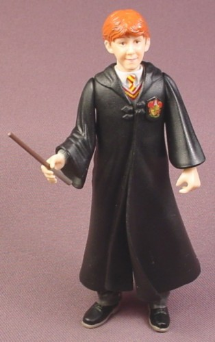 Best Harry Potter Toys And Figures : Harry potter ron weasley gryffindor action figure