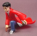 Harry Potter Quidditch Player PVC Figure, 2 3/8