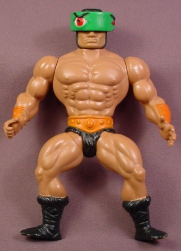 Details about  /Lot of 2 Tri-Klops /& Mer-Man Masters Of The Universe He-Man Action Figure 1981