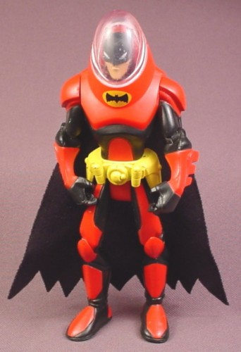 "Batman Combat Clamp Action Figure, 5 5/8 "" , 2005 Mattel, New Animated Batman Series"