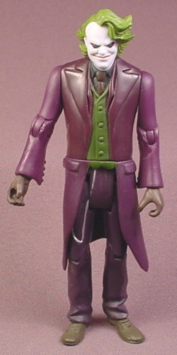 "Batman Punch Packing Joker Action Figure, 5 1/4 "" , 2008 Mattel, Batman Dark Knight Series 2"