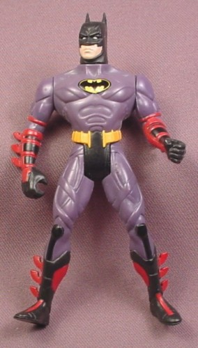 "Batman Attack Wing Action Figure, 4 3/4 ""  tall, 1995 Kenner, Batman Forever Deluxe Figures"