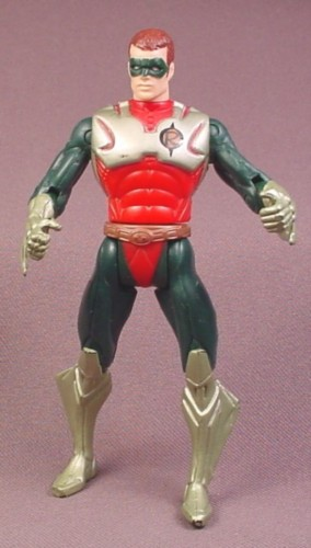 "Batman Martial Arts Robin Action Figure, 4 5/8 "" tall, 1995 Kenner, Batman Forever Deluxe"