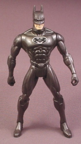 "Batman Hover Attack Action Figure, 5 1/4"" tall, 1997 Kenner, Batman & Robin Series 1"