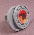 Thundercats Lion-O Flicker Ring, 1986, Top Swings Open