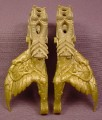 Hawkman Pair of Wings with Talons for Total Justice Hawkman Action Figure, 1996 Kenner