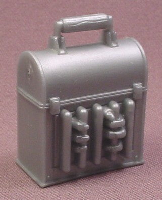 Disney Dinosaurs TV Sinclair Family Lunch Box Accessory for Earl Sinclair Action Figure, 1992