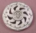 Small Soldiers Disc Weapon Accessory for Battle Damage Chip Hazard Action Figure, 1998