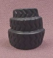 TMNT Tire Tread Arm Armor Accessory for Fightin Gear Leo Action Figure, 2003 Playmates